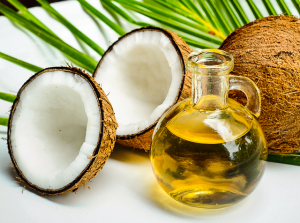 keratosis pilaris coconut oil