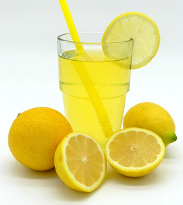 lemon juice facial